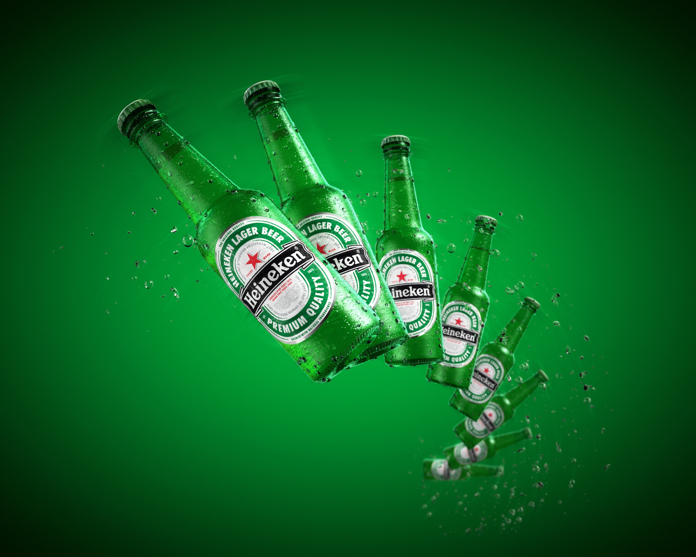 HEINEKEIN FRESH BOTTLE